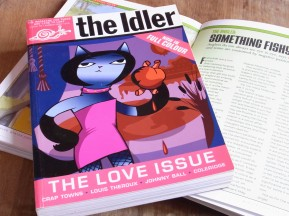 the idler 3